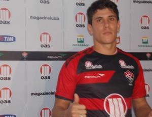 Giancarlo apresentação (Foto: Thiago Pereira)