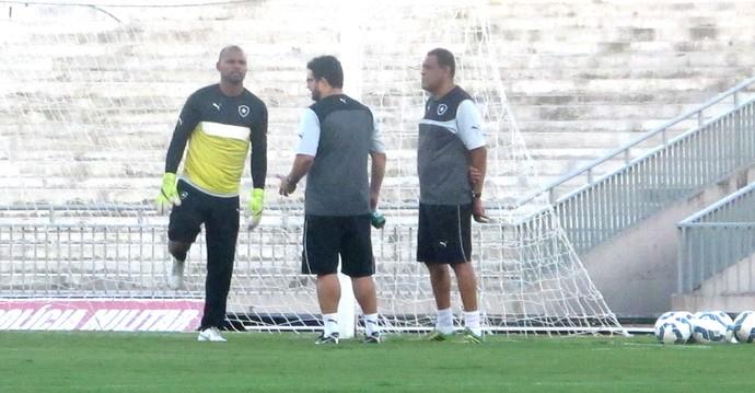 02126c4087 Jefferson Treino Botafogo (Foto  Marcelo Baltar)