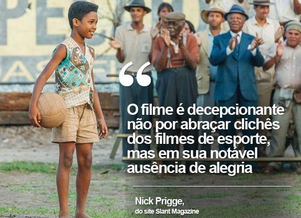 'Pelé - O nascimento de uma lenda': crítica da Slant Magazine (Foto: Divulgação)
