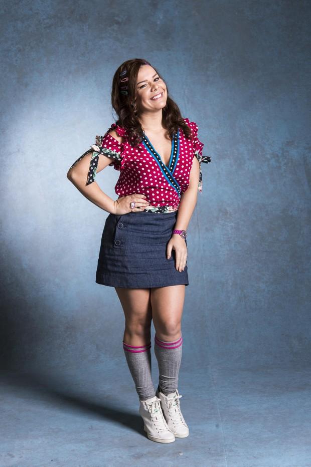 Fernanda Souza é Tati  (Foto: Estevam Avellar/TV Globo)