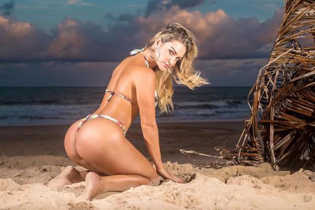 Laura Keller (Foto: Paulo Fontes / Divulgação)