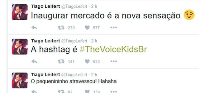 Tiago Leifert (Foto: gshow)