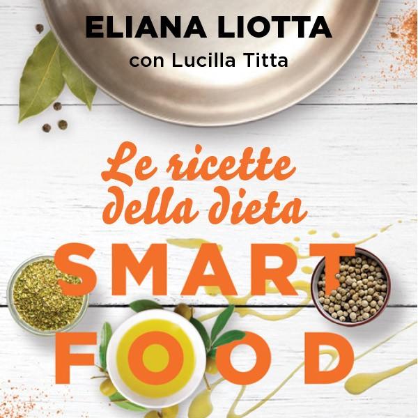 O livro Receitas da Dieta Smartfood