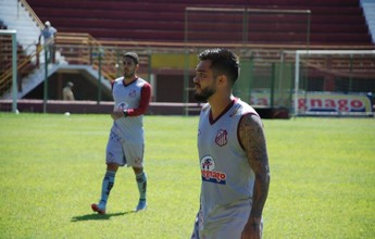 """Diego Barboza fala em adaptação ao """"estilo Júlio Sérgio"""" no Sertãozinho"""