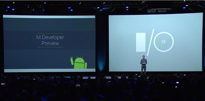 Android M Novo (Foto: Reprodução/Google)