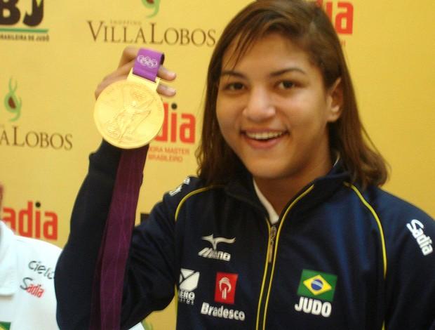 Judo, brasil, Sarah Menezes (Foto: Rodrigo Faber / Globoesporte.com)