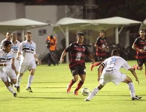 jogo Vitória x Grêmio sub-20 Copa do Brasil (Foto: Divulgação / Site Oficial do Vitória)
