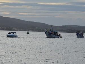 Evento acontece durante três dias no bairro Porto da Aldeia (Foto: Divulgação/ Ascom São Pedro)