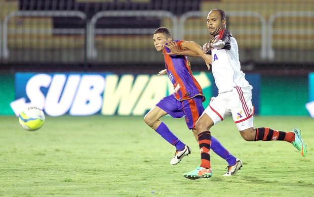 Alecsandro jogo Flamengo e Bonsucesso (Foto: Alexandre Vidal / Fla Imagem)