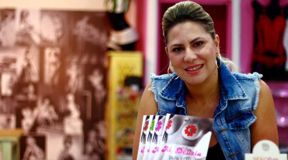 Maísa Pacheco, dona da loja Vênus e Delírio e Ponto (Foto: Divulgação)