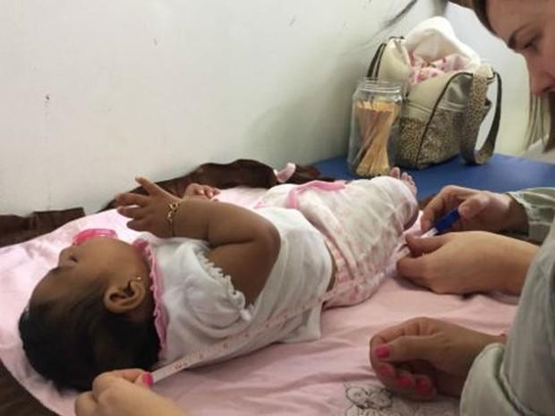 Órgão médico americano e Ministério da Saúde iniciam pesquisa sobre o zika vírus na Paraíba  (Foto: BBC)