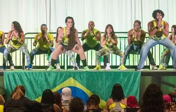 Samba, funk e axé: ritmos brasileiros fazem sucesso nas aulas de zumba