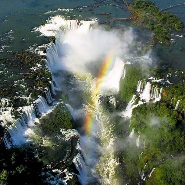 Foz do Iguaçu (Foto: Instagram/Reprodução)