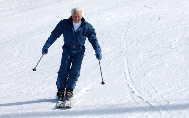 Emile Allais esquiador (Foto: AFP)