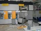 Polícia apresenta suspeitos de explosões a caixas eletrônicos