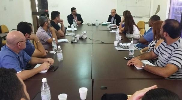 Reunião  (Foto: Divulgação/TV Sergipe)