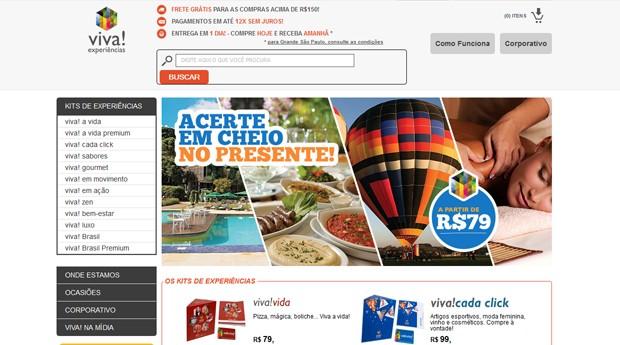 """Pessoas físicas podem comprar os """"kits de experiências"""" nas unidades de São Paulo da Livraria Cultura e pelo e-commerce (Foto: Reprodução)"""