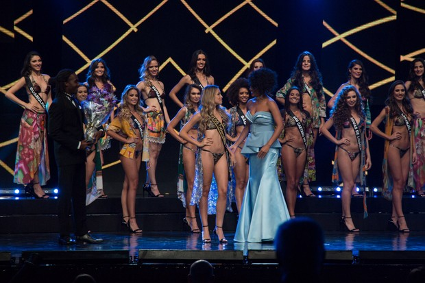 Miss São Paulo 2017 (Foto: Deividi Correa / AgNews)