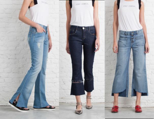 Como personalizar sua calça jeans pela barra. Aprenda!