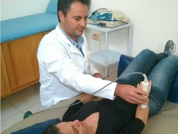 Tratamento da fibromialgia é a prática de exercícios físicos, segundo fisioterapeuta (Foto: Cláudio Nascimento/ TV TEM)