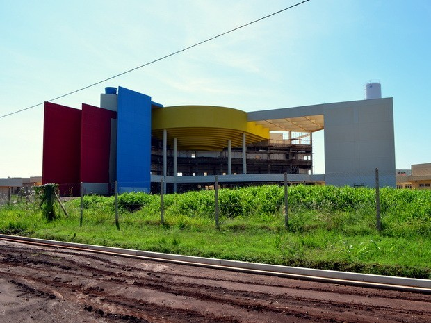 4851282e64d Prédio do Hospital Público Regional de Piracicaba (Foto  Leon Botão G1)
