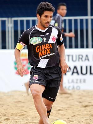 Jorginho Vasco futebol de areia (Foto: Gaspar Nóbrega/Inovafoto)