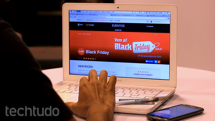 Black Friday (Foto: Luana Marfim/TechTudo)