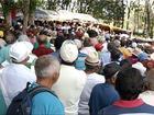 Comissão de deputados do PA, AM e AP visita o garimpo de Serra Pelada
