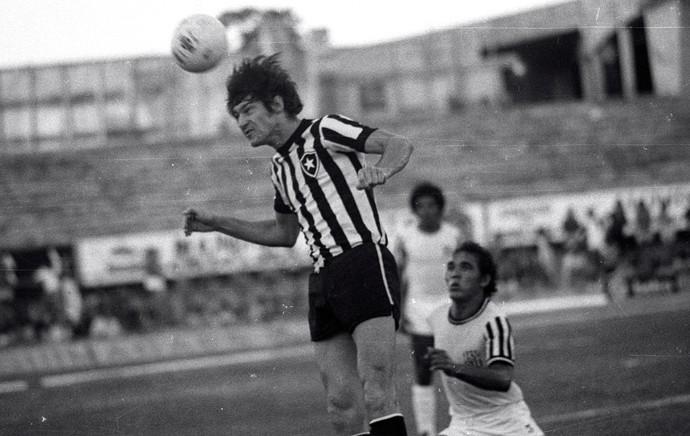 Fischer Botafogo x Ceará 1975 (Foto: O Globo)
