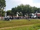 Alunos interditam a BR-316 e pedem mais segurança em escola no Pará