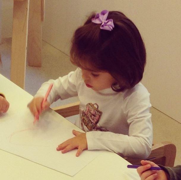 Isabella, filha de Kaká e Carol Celico (Foto: Instagram/Reprodução)