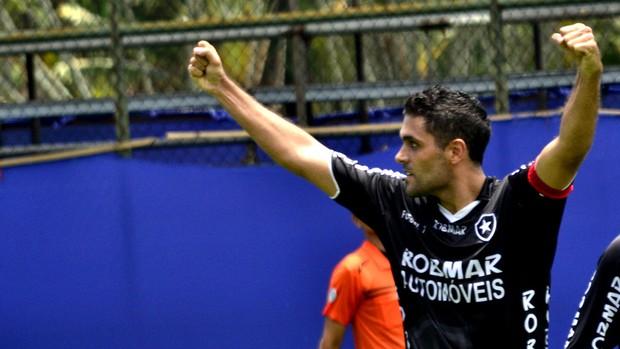 Botafogo vai enfrentar o Vasco nas semifinais da competição (Foto: Davi Pereira/Divulgação)