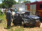 Acidente deixa duas mulheres feridas na BR-116, em Alpercata
