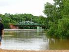 Rios de MS entram em estado de alerta por causa das chuvas de verão