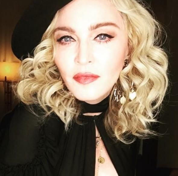 Madonna posta mensagem de agradecimento pelas mensagens em aniversário (Foto: Reprodução / Instagram)