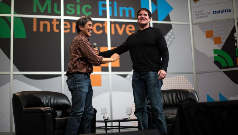 O investidor Mark Cuban durante o SXSW de 2016. Naquele ano, festival gerou US$ 16 milhões em negócios para as empresas brasileiras (Foto: Sue Holland / SXSW)