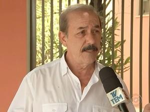 Prefeito renunciou ao cargo (Foto: Reprodução / TV TEM)