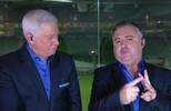 Eliminação não abala Palmeiras, comenta Luiz Ademar