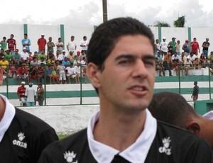 Árbitro José Ricardo Laranjeira (Foto: Paulo Lira/Notícia na Mira)