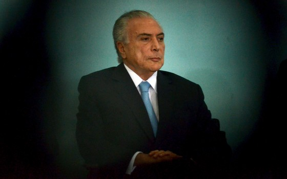 Michel Temer (Foto:  RENATO COSTA /FRAMEPHOTO/ESTADÃO CONTEÚDO)