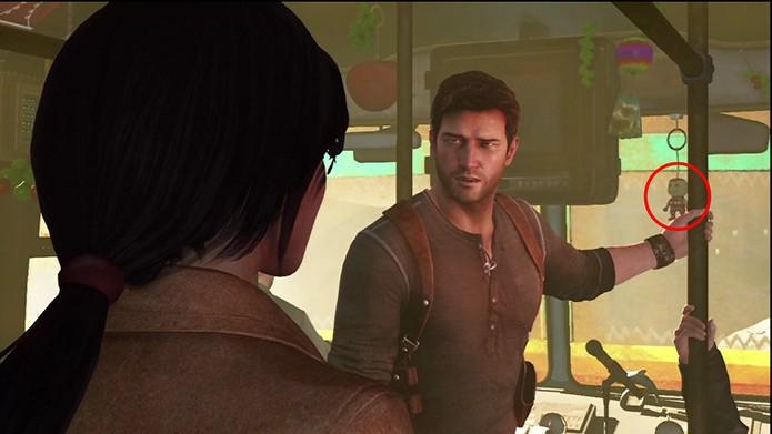 Personagem faz pequena aparição no terceiro jogo da série (Foto: Reprodução/UnchartedWikia)