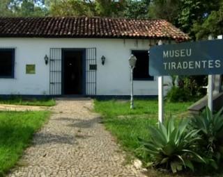 Museu em Paraíba do Sul guarda relíquias de Tiradentes (Foto: Reprodução/ TV Rio Sul)