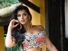 Bianca Leão posa para catálogo de moda: 'Minha vida não é carnaval'