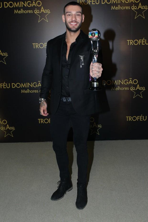 Lucas Lucco (Foto: Delson Silva dos Santos / AgNews)