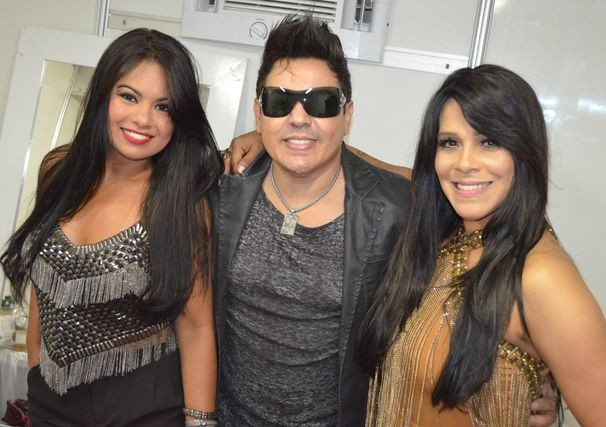 A banda sergipana Gigantes do Brasil estreou em março, mas ainda não se apresentou no estado. O Forrozão 2016 marca a estreia do grupo em palcos sergipanos (Foto: Divulgação / Gigantes do Brasil)
