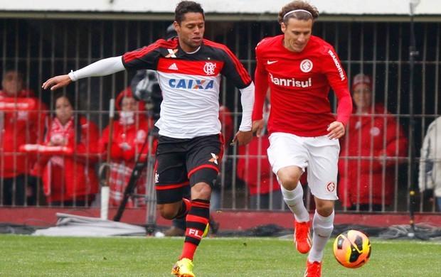 Campeonato Brasileiro: Internacional x Flamengo (Foto: Divulgação)
