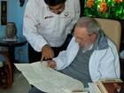 Maduro diz que teve 'longas conversas' com Fidel Castro em Cuba