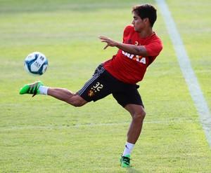 Everton Felipe Sport (Foto: Marlon Costa / Pernambuco Press)