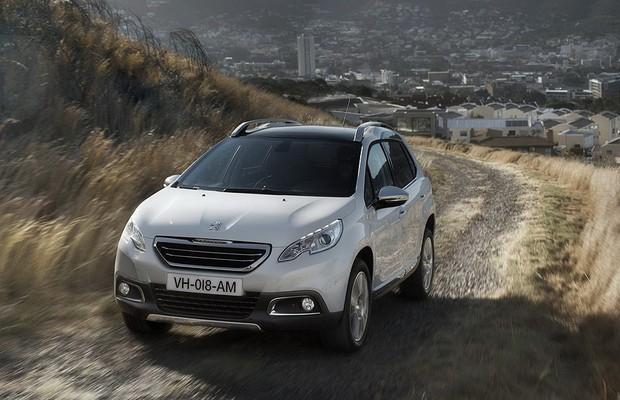 Peugeot 2008 chega ao mercado em 2014 com produção nacional (Foto: Divulgação)