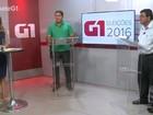 Candidatos de São Gonçalo, RJ, discutem propostas em debate no G1